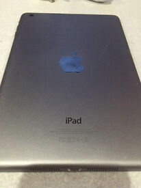 I-pad mini 1st gen 16GB (silver) ~ wifi only ~ Condition: 4 - very good