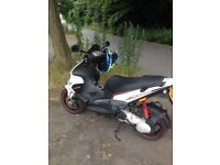 Gilera runner sp 70 reg as 50 all swaps considered most be scooters
