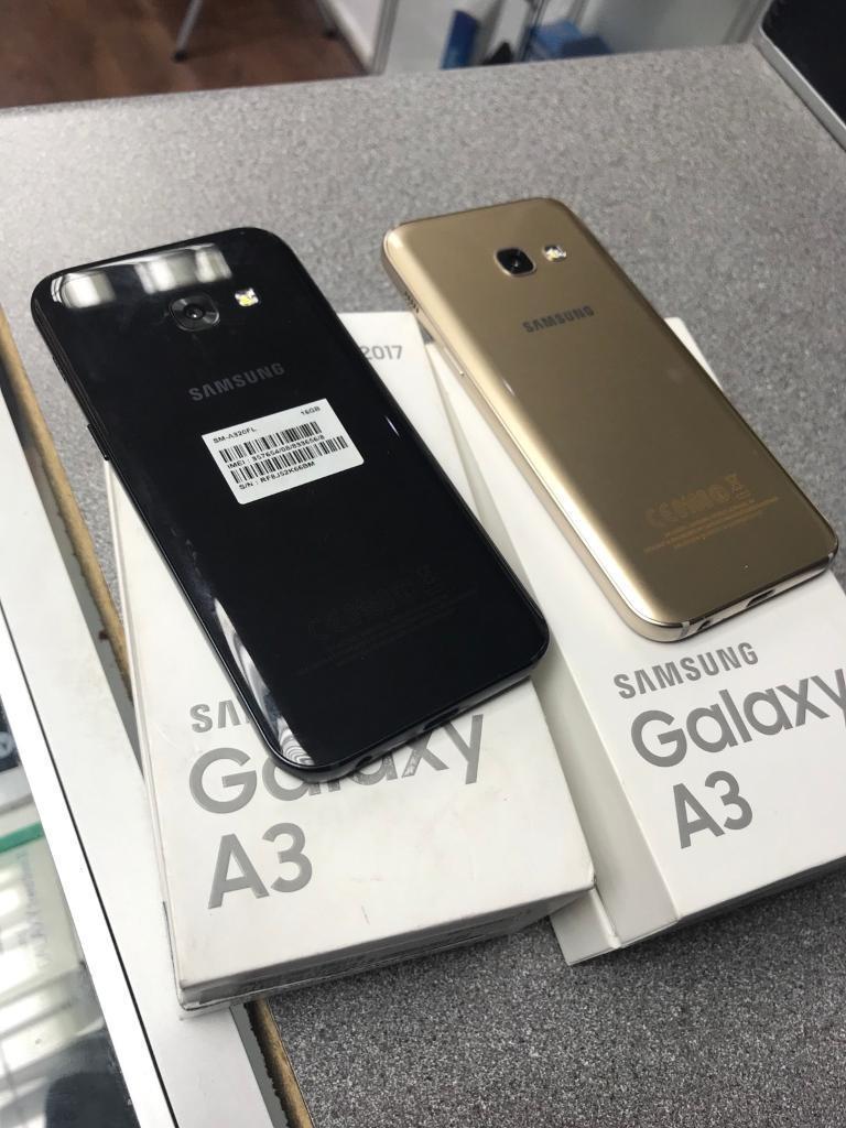Samsung galaxy A3 2017 unlock