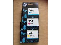 HP 364 Original ink cartridges