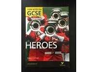 Revision guide - Heroes English Literature