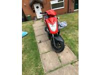 Learner legal Kymco agility 50cc