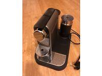 Nespresso Citiz and Milk Coffee Machine + 14 capsule sample box