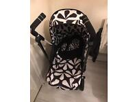 Cosatto to and fro stroller travel system