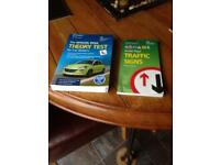 Theory books learning to drive