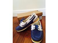 Timberland boat woman's shoes NEW, size 39/6