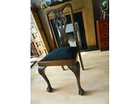 4 X Antique Chairs