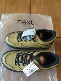 Boys Next brand new with tags size 9 shoes