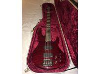 ESP LTD B-404 Electric Bass // Case Included