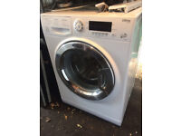 Reconditioned Hotpoint SWMD9437 9kg load 1400 spin washing machine.Free install & 3 month guarantee