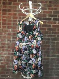 ASOS floral dress size 16