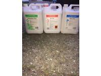 Prochem carpet cleaning products.