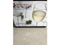 Maxwell Williams White Wine Glasses