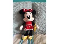 Posh Paws Minnie Mouse soft toy