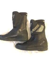 Daytona Frey Highway Goretex boots size 9