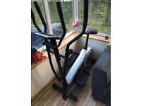 York aspire fitness cross trainer
