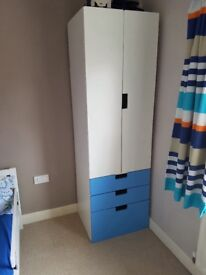 Wardrobe for boy. Fully fitted. Collection only Thatcham