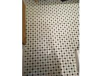Henley grey tiles 45 x 45cm