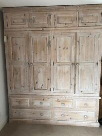 Shabby Chic Wardrobes - excellent condition