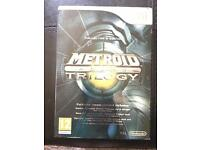 Metroid prime trilogy Wii & Wii U £50 ono