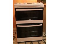 Zanussi gas cooker oven &grill