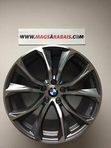 "Mags et Pneus BMW X5 X6 21"""