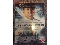 USS Indianapolis : Men Of Courage dvd