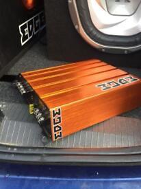 Edge amplifier