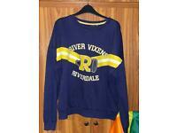 Riverdale jumper size L 14-16
