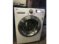 LG washer dryer 11kg direct drive