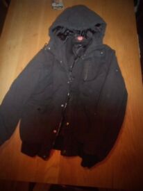 Mens small H&M winter coat