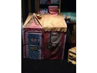 Rose petal cottage indoor play house