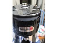 Breville water boiler