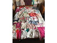 Girls bundle of clothes 9months - 24months