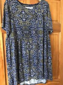 M&S tunic dress size 20