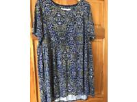 M&S tunic dress size 20