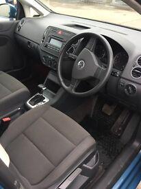 VW GOLF PLUS AUTOMATIC
