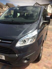 64 Plate Ford Transit Custom Tourneo Ltd extra