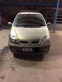 Renault megane scenic for sale
