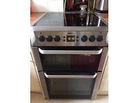 Beko freestanding oven cooker