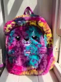 Smiggle Fluffy Junior Backpack