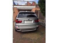 BMW X5 M SPORT 2008 Full Spec Damaged Unrecorded Panaromic Roof Auto 3.0 Diesel Silver