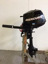 3.5 Mercury Short Shaft Outboard