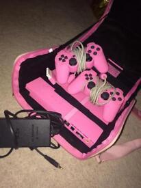 Pink PS2
