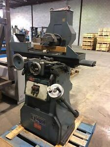 "Jones-Shipman Hydraulic 6"" X 18"" Surface Grinder"