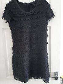 Ladies dress 10 NEXT 100% cotton