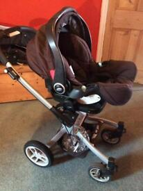 Graco travel system (from birth)