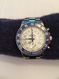 Rolex Yachtmaster style wristwatch