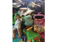 Job lot toys and much more