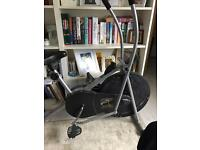 V fit elliptical cycle used twice.